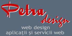logo Petra Design Oradea